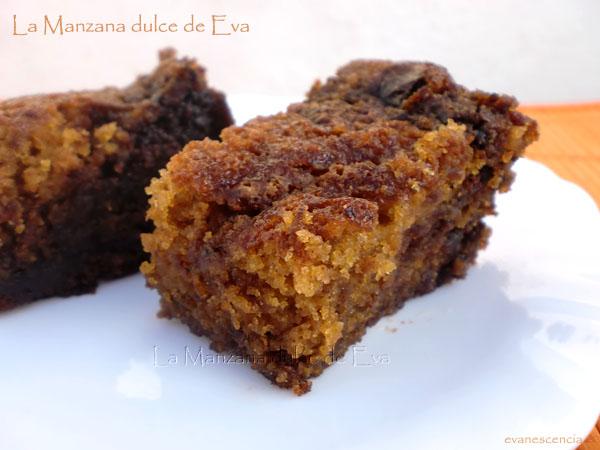pastelitos de calabaza y Nocilla