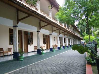 Alamat hotel penginapan di kota Klaten