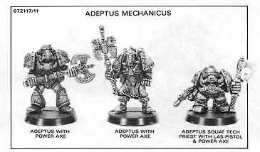 Forces of the Imperium: Adeptus Mechanicus