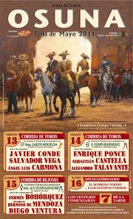 Osuna - Feria taurina 2011