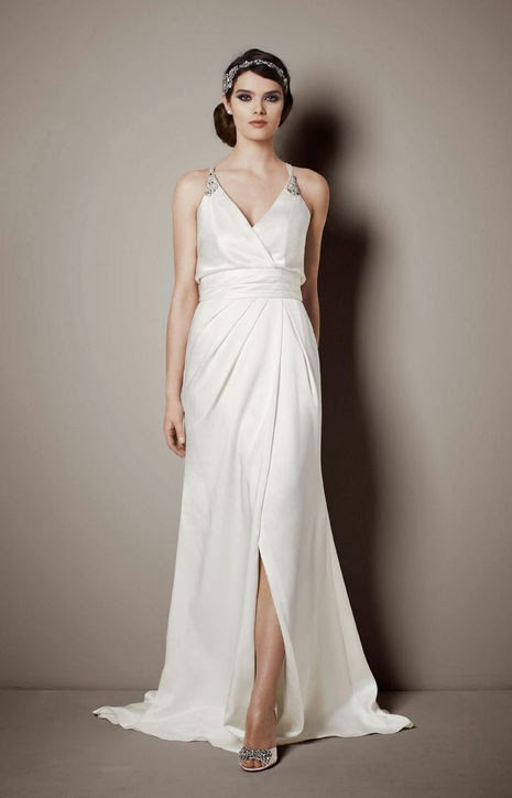 актуална сватбена рокля