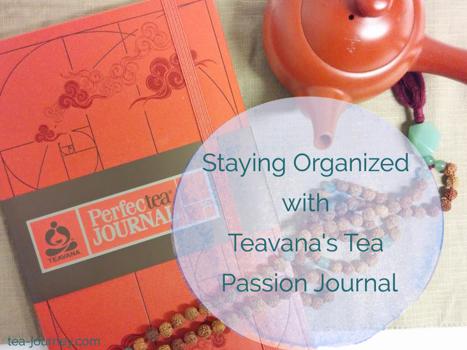 Moleskine Perfectea Journal Teavana stay organized with your tastings, notes and your stash. Mala and meditation.