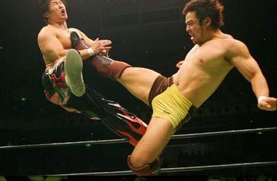 KENTA NOAH WWE Kobayashi Japanese wrestling puroresu rumors