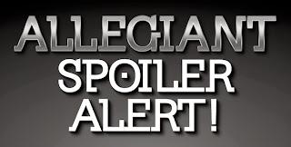 Allegiant Spolier Alert!   from www.traceeorman.com