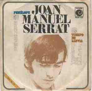 Carátula de Penélope (Joan Manuel Serrat 1968)