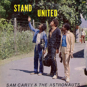 SAM CARTY & THE ASTRONAUTS LP