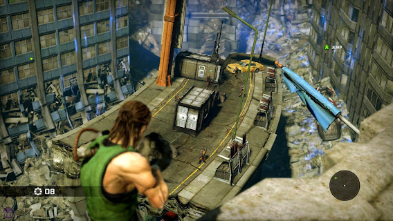 Bionic Commando (2009) ScreenShot 02
