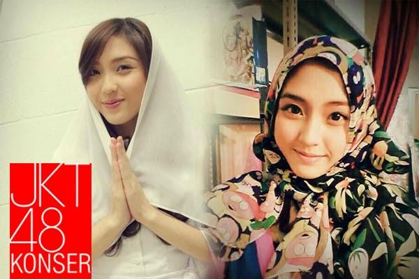 Naomi JKT48   Jilbab