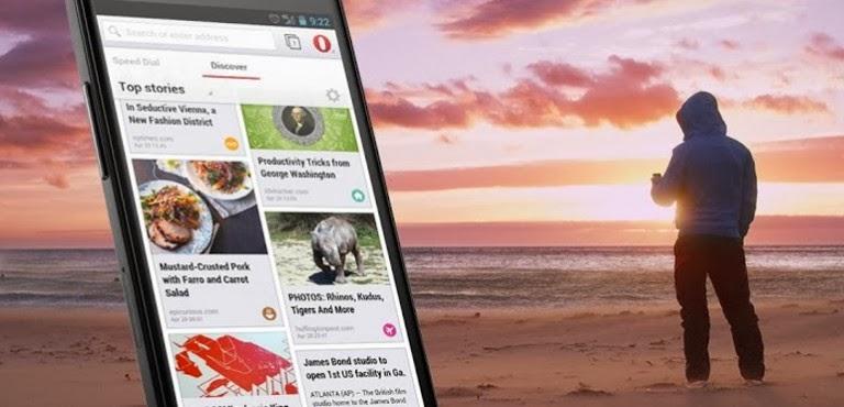 Opera Mini Android