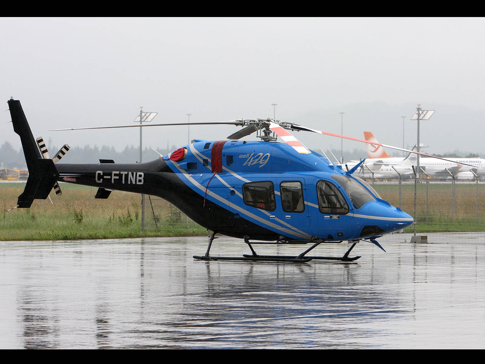 wallpapers: Bell 429 GlobalRanger Helicopter