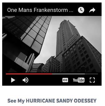 HURRICANE SANDY ODESSEY