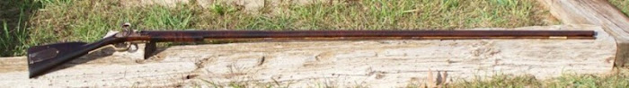 Mountain Shotgun with waterfowling barrel
