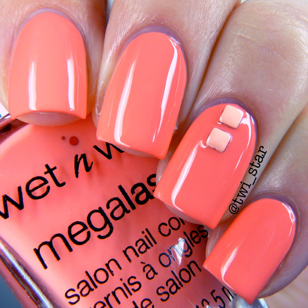 Wet N Wild Warm Filter Silver Lake Polish Collection Swatch Spring 2015