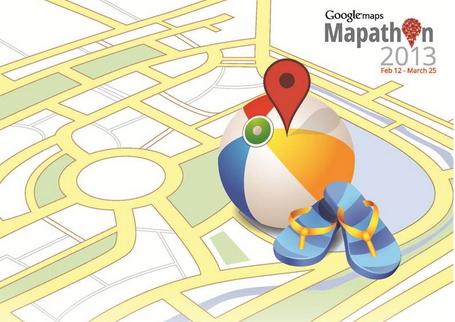 Mapathon 2013