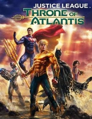 Liga da Justiça: Trono de Atlântida Dublado Torrent