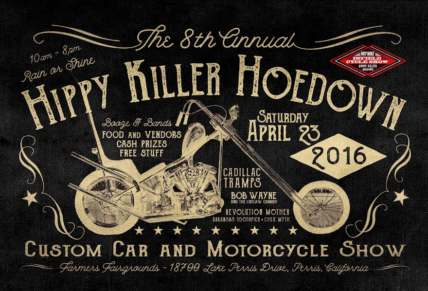 Hippy Killer Hoedown Website