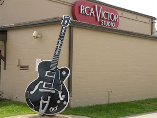 Visit RCA's Studio B. Photograph by Janie Robinson, Travel Writer