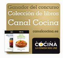 Mi Premio de Canal Cocina!!