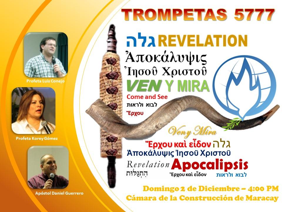 TROMPETAS 5777