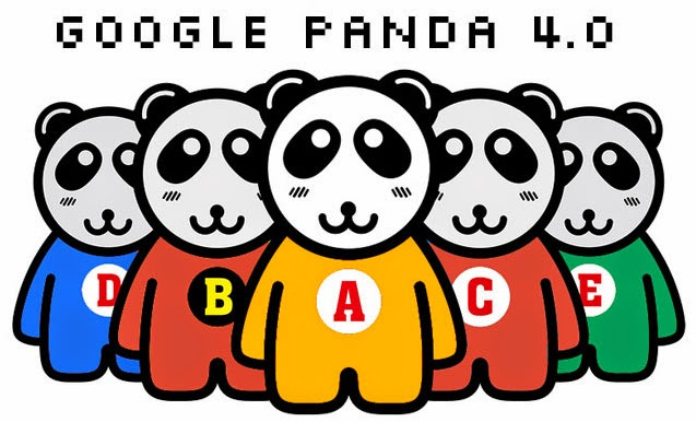Google Panda 4.0 Algoritma Baru 2014