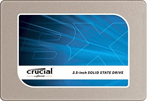 Crucial BX100 1TB SATA SSD Review and Specs