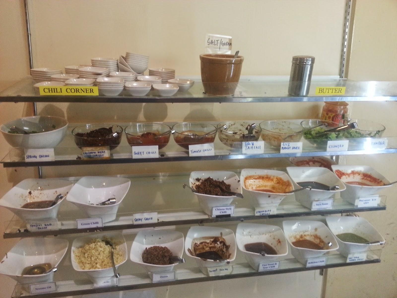 Eat now food blog in malaysia food 31 bobogo for Food bar kota damansara