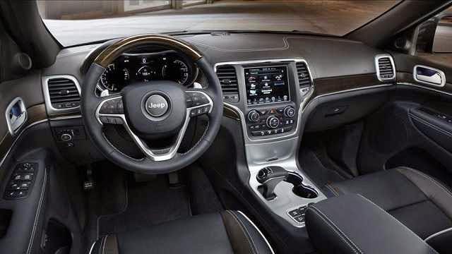 Jeep grand cherokee prix 2016