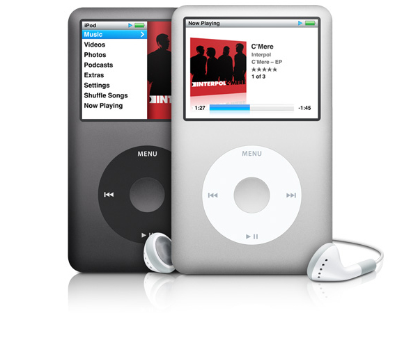 papas other world ipod classic 160gb review. Black Bedroom Furniture Sets. Home Design Ideas