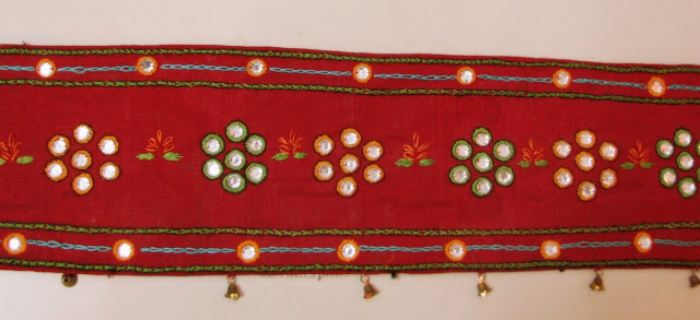 Traditional handmade wall handing