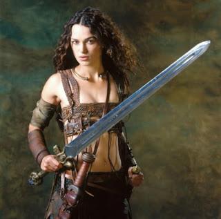 Keira Knightley | Guinevere | King Arthur