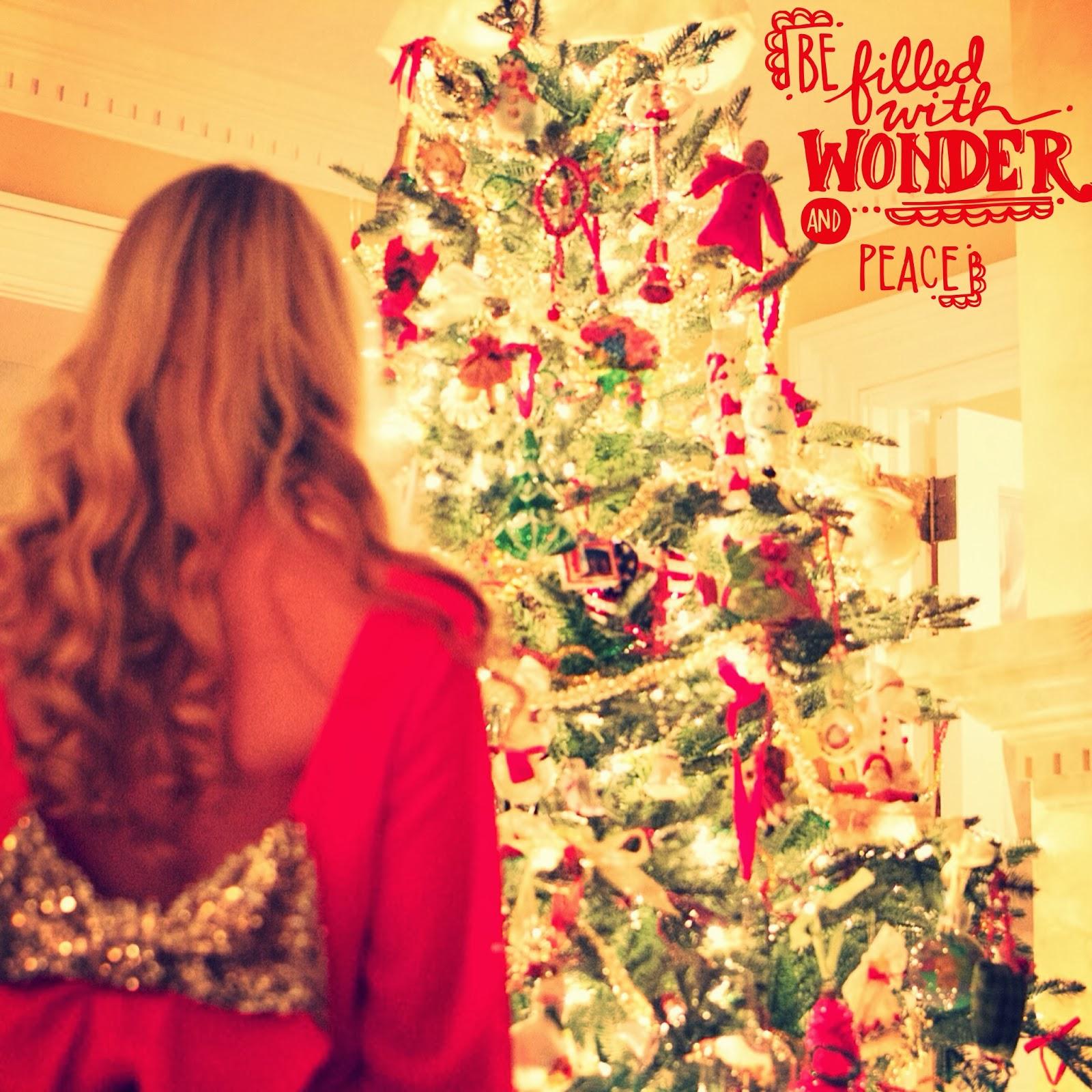 OOTD: Christmas Cheer! - I Believe in Pink