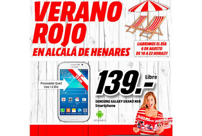 Verano Rojo Alcala Henares 2015