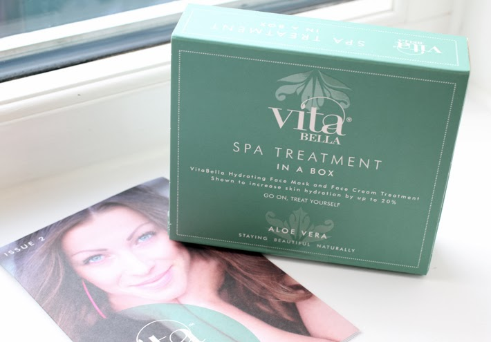 VitaBella Spa Treatment in a Box