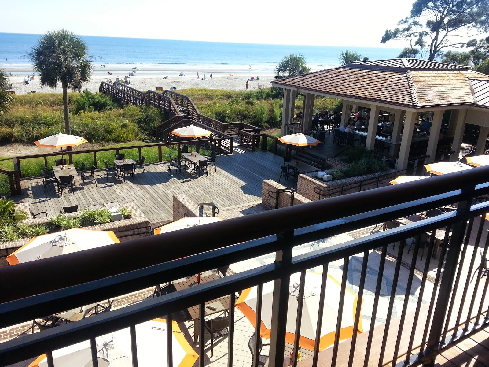 Visit the new Sea Pines BEACH CLUB