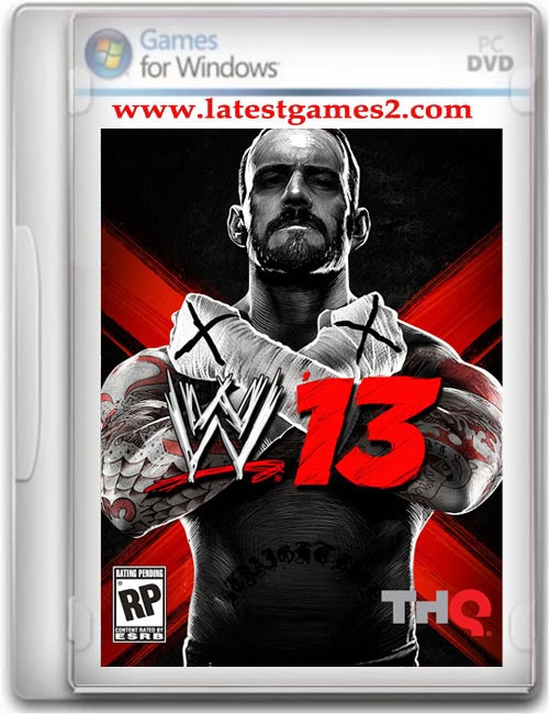 FREE DOWNLOAD THQ WWE 2013 FULL VERSION ORIGINAL GAME FOR PC
