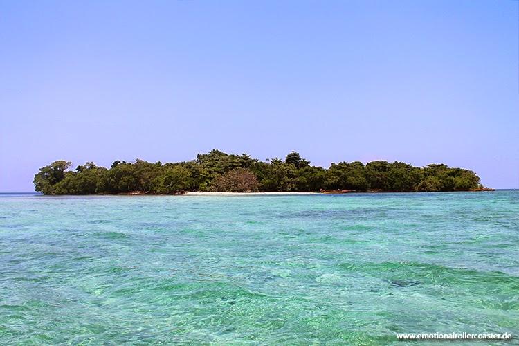 Booby Cay Insel nördlich von Negril