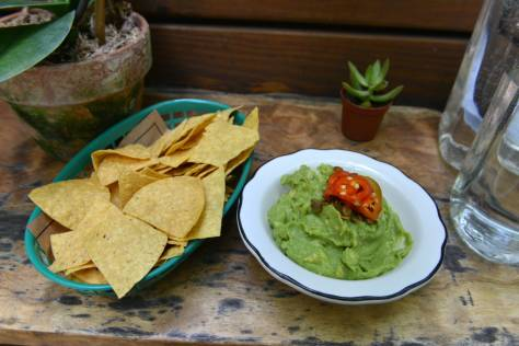 Chips and Guacamole - Gran Electrica - Wedding
