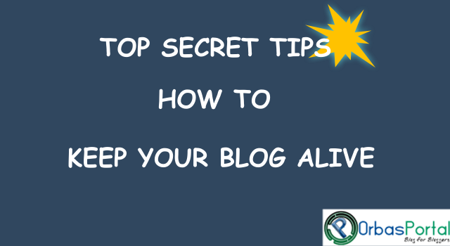 tips to revive dying blogs
