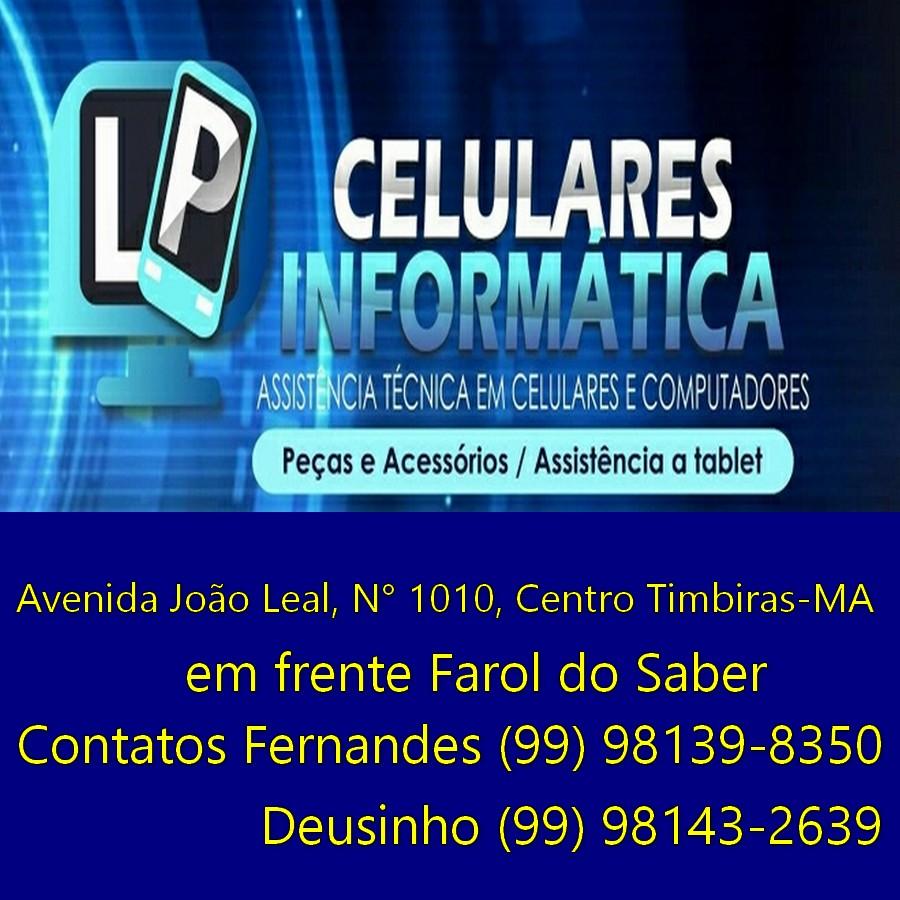 LP - CELULARES & INFORMÁTICA