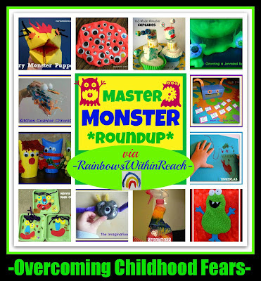 photo of: Master Monster RoundUP via RainbowsWithinReach