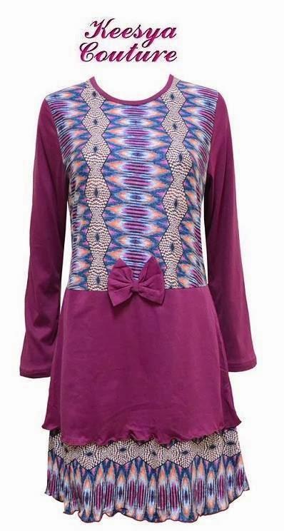 T-shirt-Muslimah-Keesya-KA112F