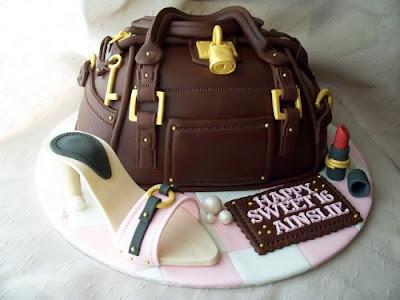 Kue Tart Paling Unik dan Nyeni