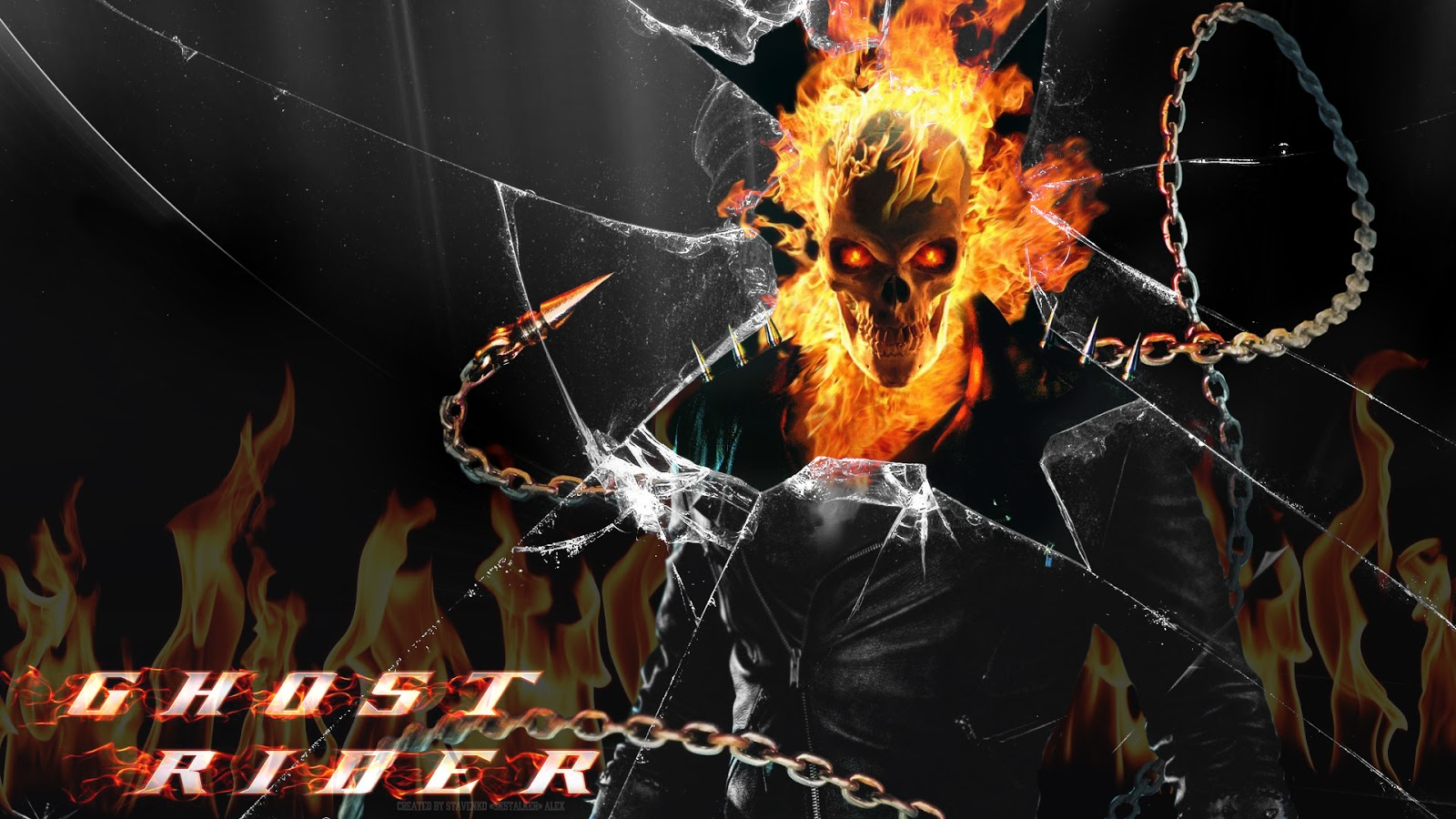 Ghost Rider (2007) Hindi Dubbed Movie *BluRay*