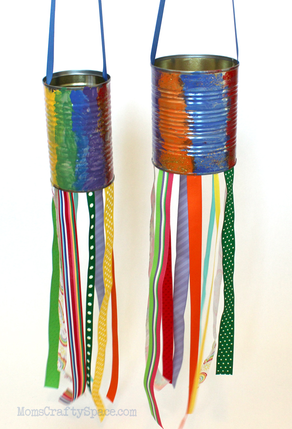 tin can windsocks