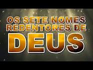 Campanha os sete nomes redentores de Deus