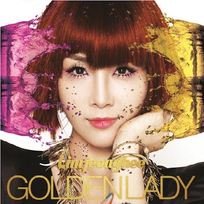 Lim Jeong Hee New Mini Album Golden Lady