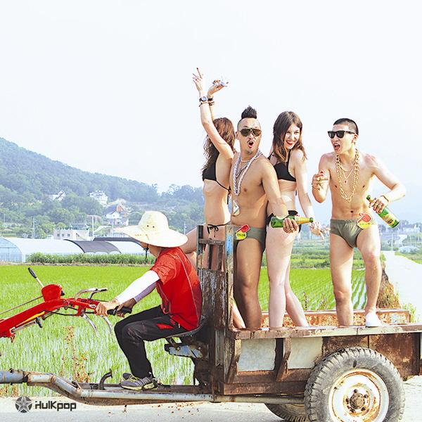 [Single] SSANGDU – Korea Super Hero