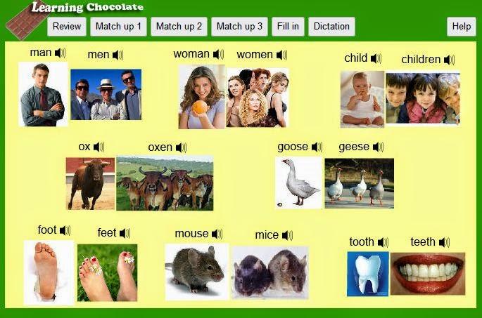 Plural-nouns
