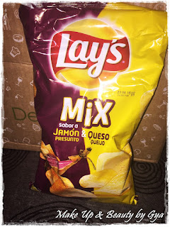 Lay´s mix jamos y queso degustabox junio 2015