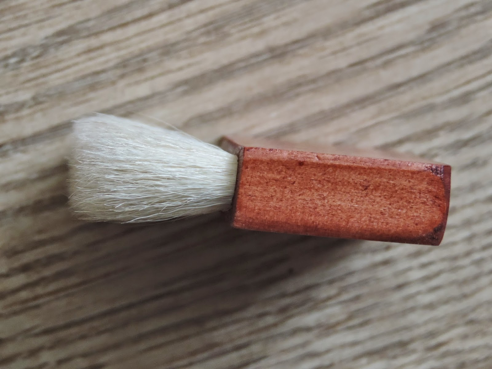 Benefit Box Powder Brush